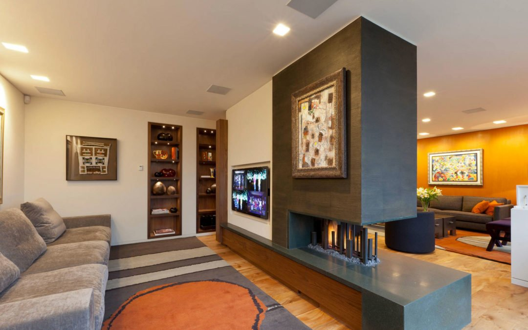 Where to Place Your TV – Houzz Feature