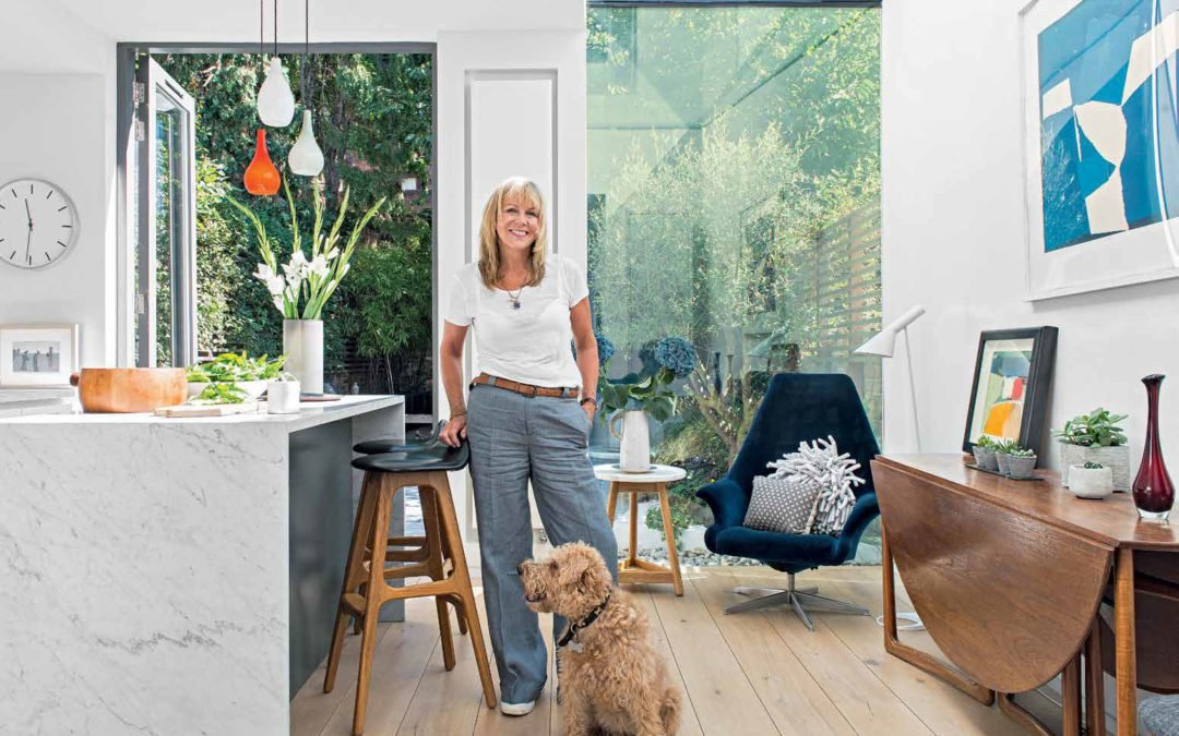 'I've Stretched This Tiny Terrace to the Max!' – Real Home Feature