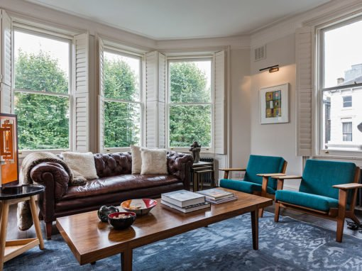 Belsize Park Mansion Apartment