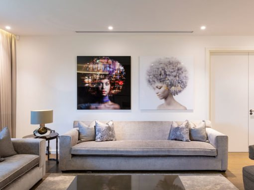 Luxurious Living in Hampstead